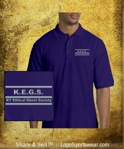 KEGS polo Design Zoom